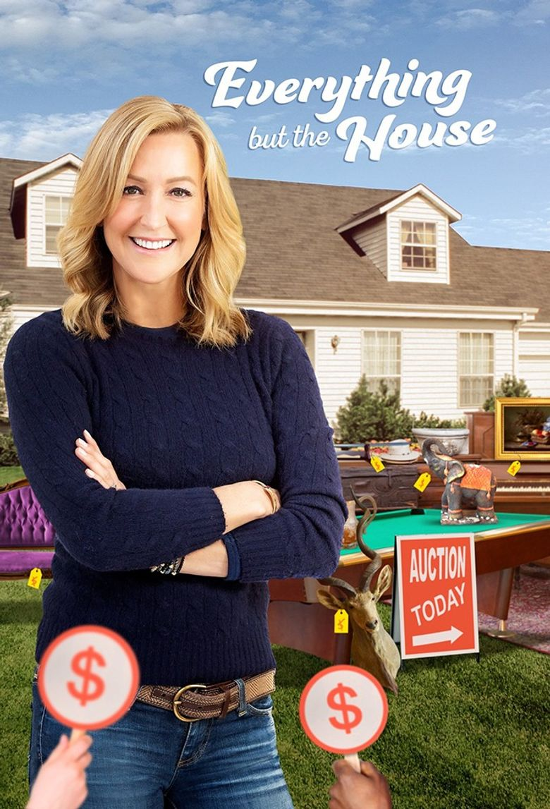Everything But the House Poster