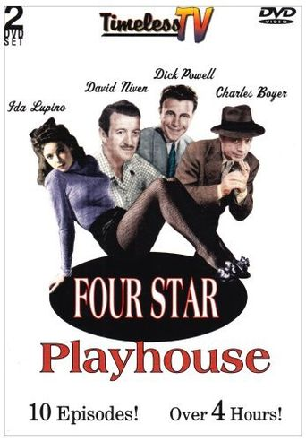 Four Star Playhouse Poster