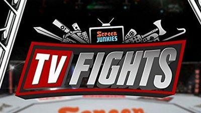 Season 01, Episode 03 TV Fights Ep 3 - Best Thanksgiving TV episode ever?