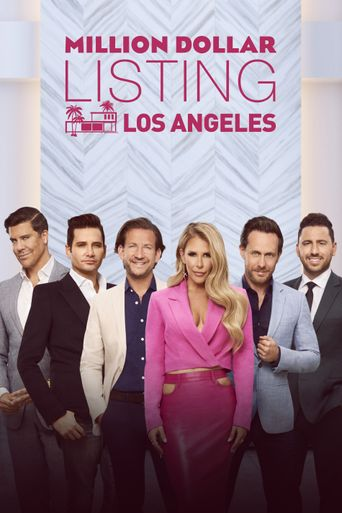 Million Dollar Listing Los Angeles Poster