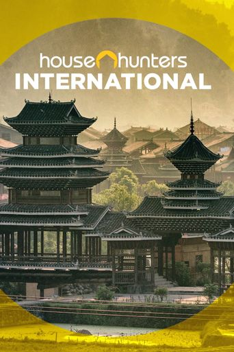 House Hunters International Poster