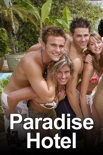 Paradise Hotel Poster