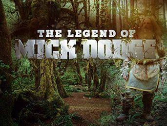The Legend of Mick Dodge Poster