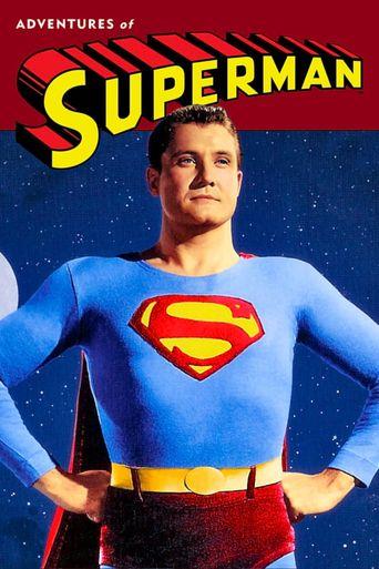 Adventures of Superman Poster