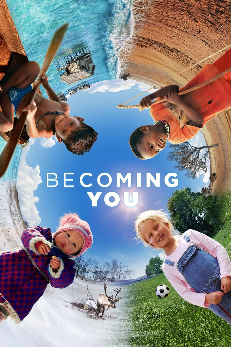 Becoming You Poster