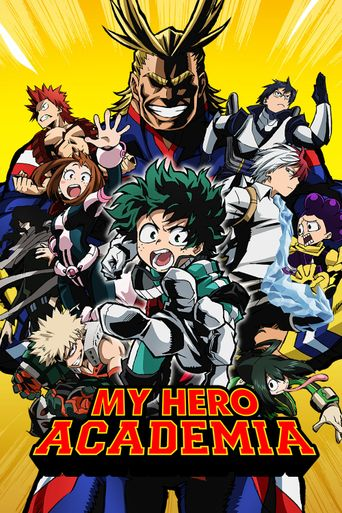 Watch My Hero Academia