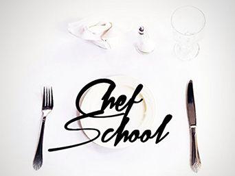 Chef School Poster