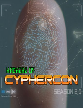 Hackers of CypherCon Poster