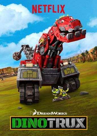 Dinotrux Poster