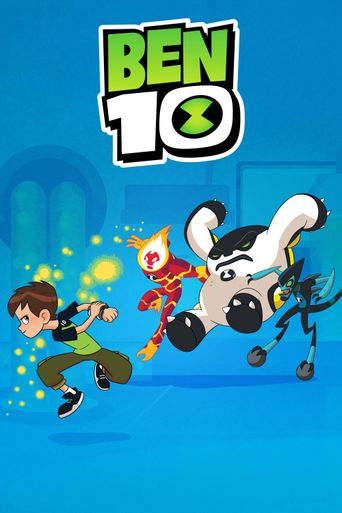 Watch Ben 10 Reboot