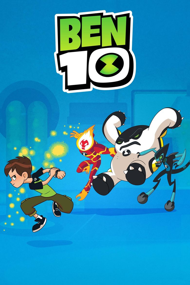 Ben 10 2016 Watch Episodes On Netflix Hbo Max Cartoon