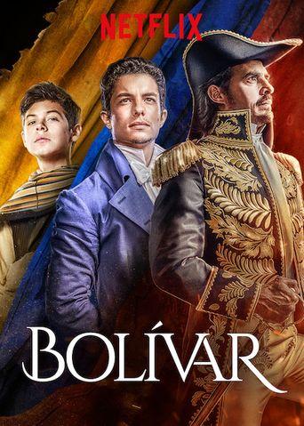 Bolívar: Una lucha admirable Poster