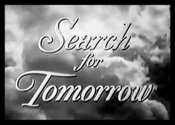 Search for Tomorrow Poster