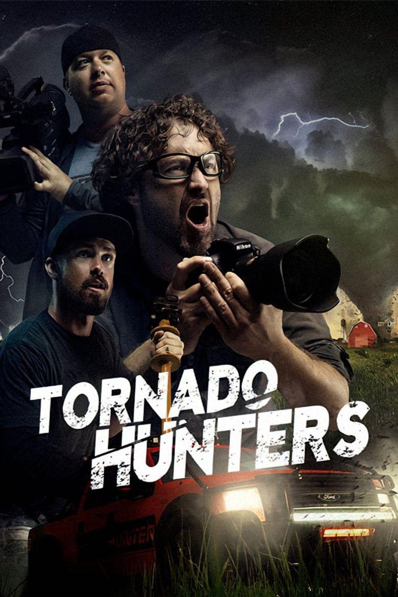 Tornado Hunters Poster