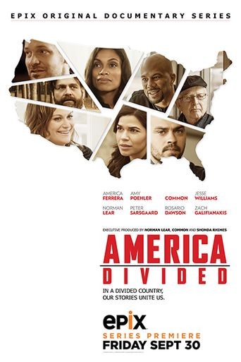 America Divided Poster
