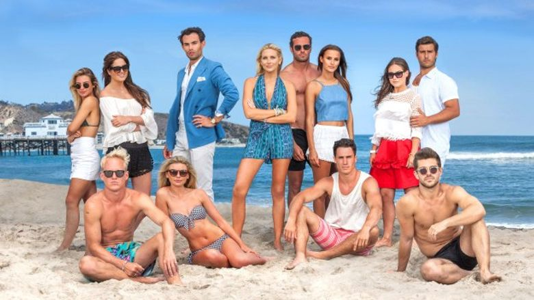 Made in Chelsea: LA Poster