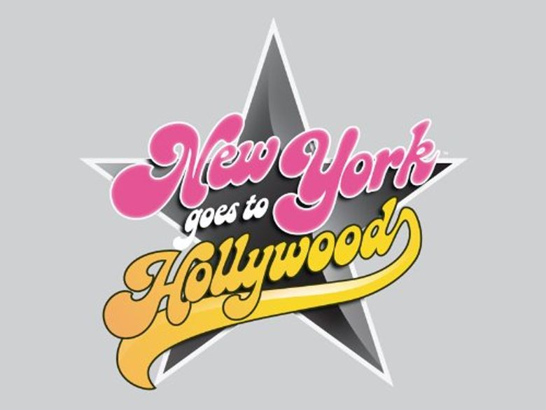New York Goes to Hollywood Poster