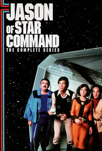 Jason of Star Command Poster
