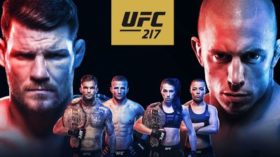 Season 217, Episode 01 Michael Bisping vs Georges St-Pierre Legends Pack