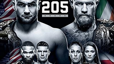 Season 205, Episode 104 UFC 205 Embedded, Episode 2