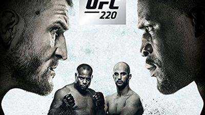 Season 220, Episode 101 UFC 220 Countdown