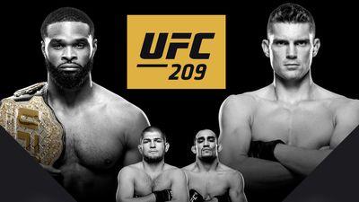 Season 209, Episode 03 Alistair Overeem vs Mark Hunt Fight Pack