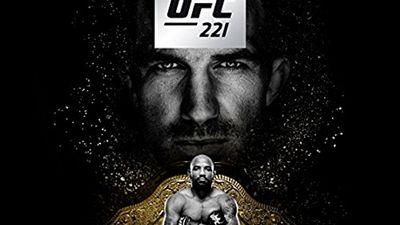 Season 221, Episode 101 UFC 221 Countdown