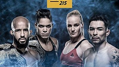 Season 215, Episode 102 UFC 215: Extended Preview