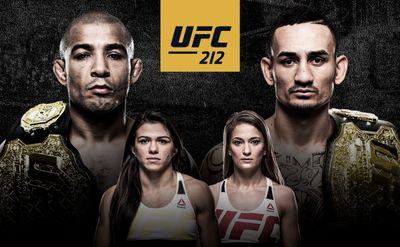 Season 212, Episode 103 UFC 212 Embedded, Episode 1