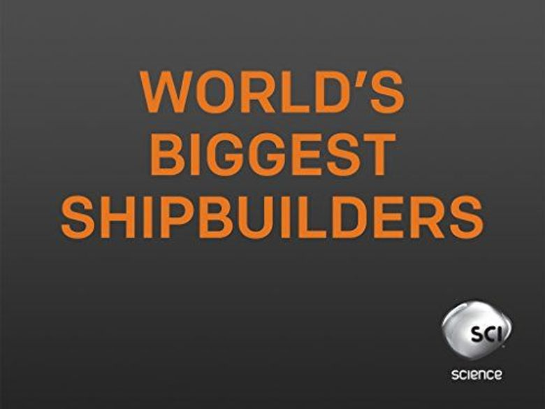 World's Biggest Ship Poster
