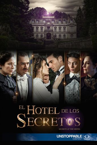 Secrets at the Hotel Poster