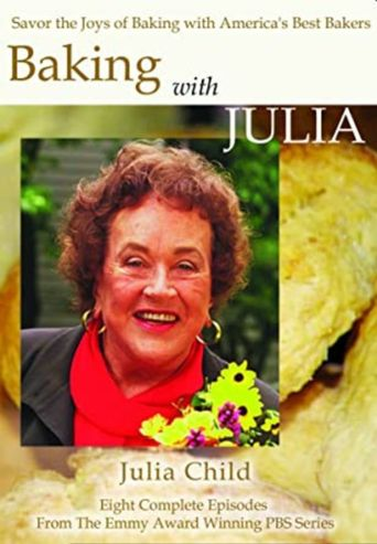 Baking with Julia Poster
