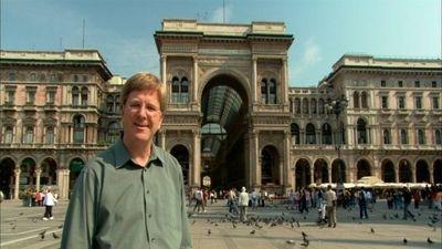 Season 04, Episode 06 Milan and Lake Como