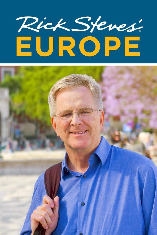 Rick Steves' Europe Poster