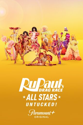 RuPaul's Drag Race All Stars: Untucked! Poster
