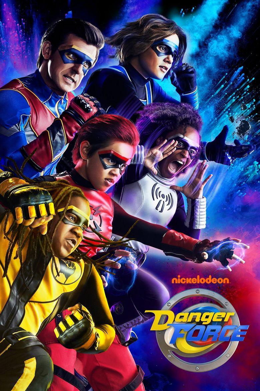 Danger Force Poster