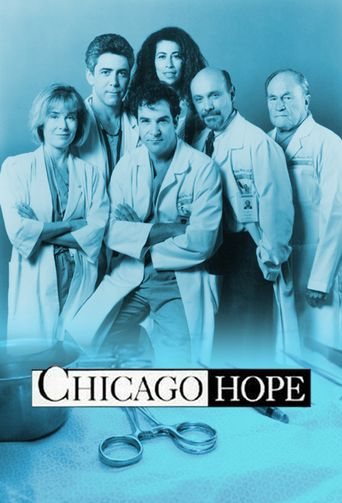 Chicago Hope Poster
