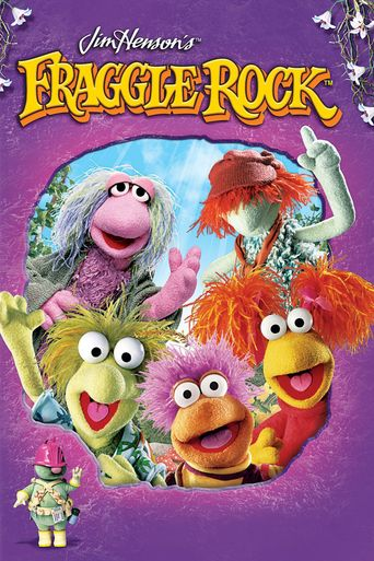 Fraggle Rock Post