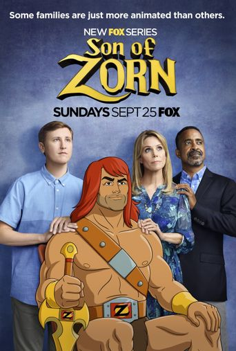 Watch Son of Zorn