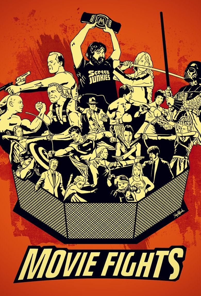 Screen Junkies: Movie Fights Poster