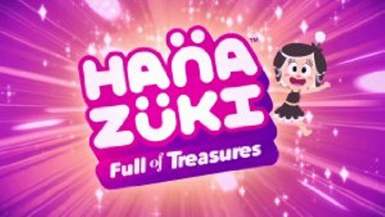 Hanazuki: Full of Treasures Poster