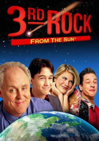 3rd Rock from the Sun Poster