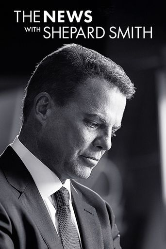 The News with Shepard Smith Poster