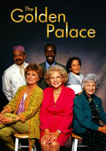The Golden Palace Poster