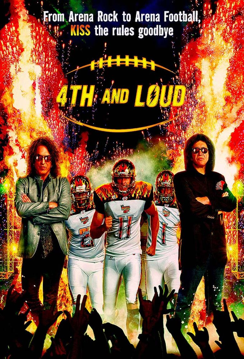 4th And Loud Poster