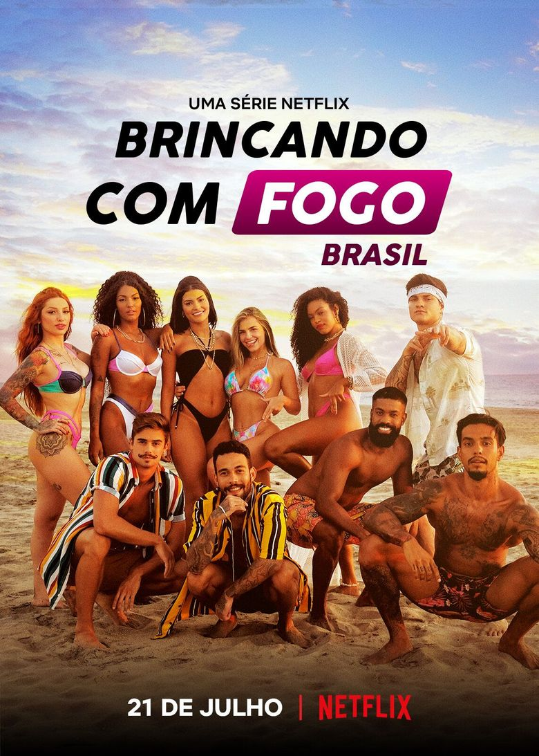 Too Hot to Handle: Brazil Poster