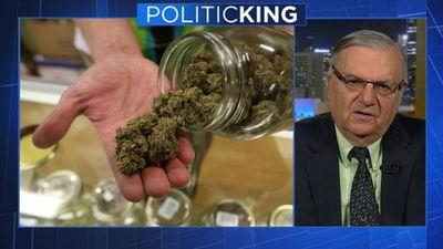 Season 04, Episode 05 Sheriff Joe Arpaio is Open to Medical Marijuana; Offers 'Dreamer' Solution