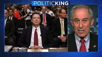 Season 04, Episode 03 Lanny Davis: 'Narcissist' Comey cost Clinton the election; Claims proof