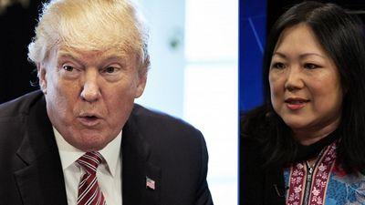 Season 04, Episode 06 Margaret Cho on Donald Trump, Melania, and Why She 'Misses' George W. Bush