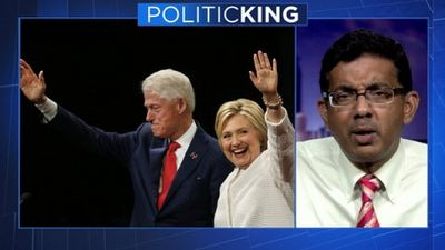Season 02, Episode 175 Dinesh D'Souza: 'Hillary's America' Includes 'seedy' Effort to Profit With Husband Bill Clinton